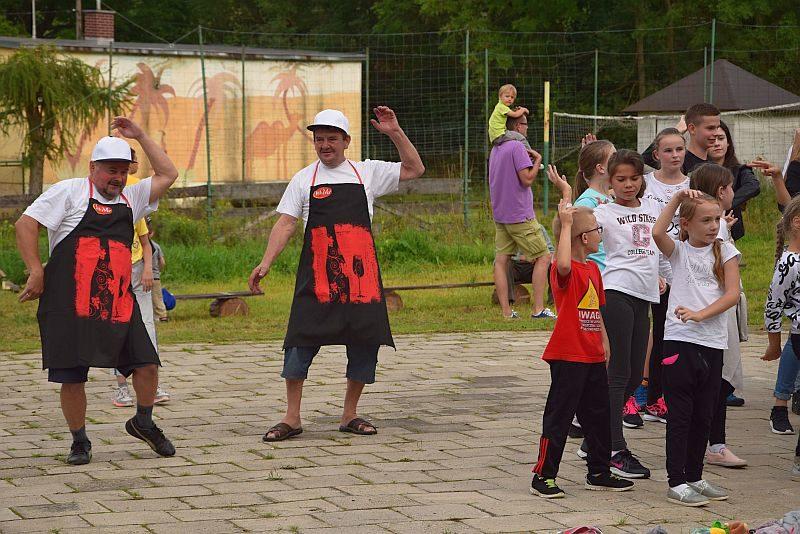 Festyn w Różance